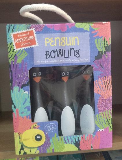 Penguin bowling באולינג פינגווינים