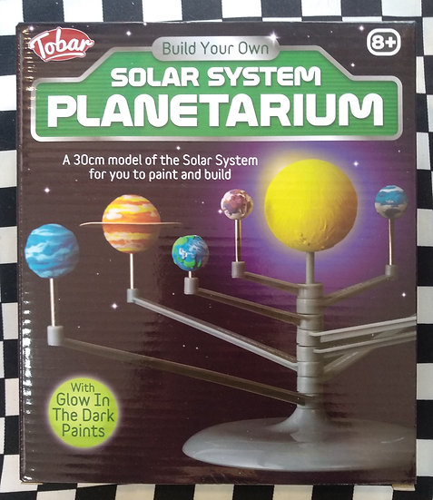 Solar system planetarium ערכת מערכת השמש להרכבה