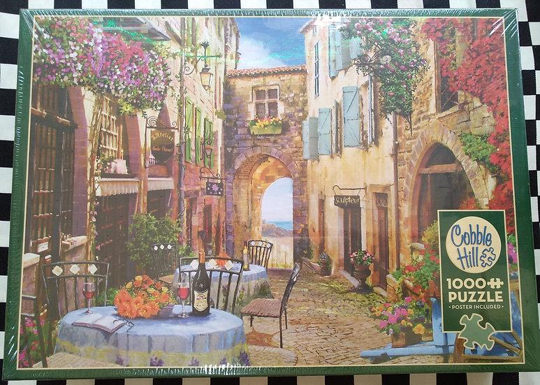 פאזל 1000 חלקים French Village