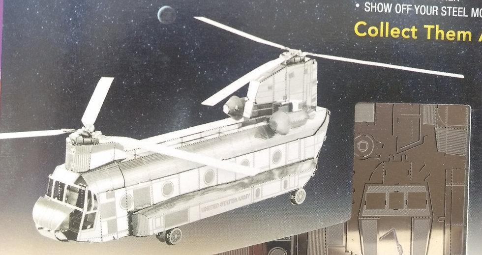 CH-47 Chinook להרכבה