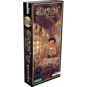 Dixit Harmonies 8 דיקסיט