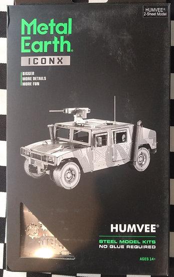 ICONX Humvee להרכבה