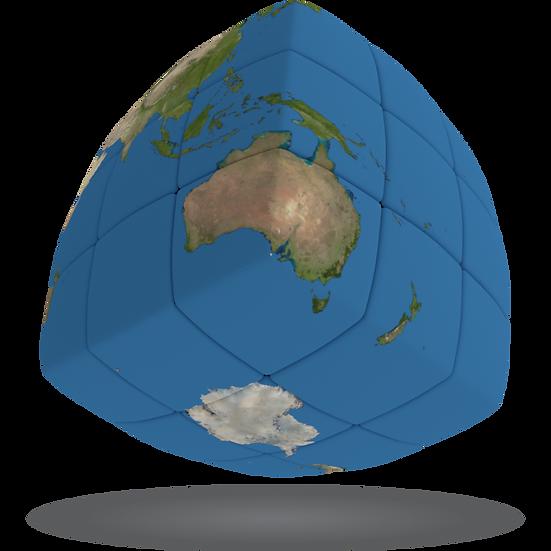 V cube  3*3*3 קוביה הונגרית כדור הארץ