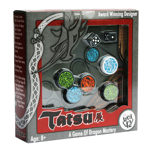 Tatsu כוחות הדרקון