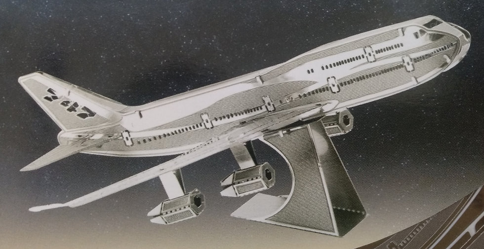 Boeing 747 להרכבה