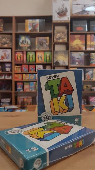 TAKI טאקי