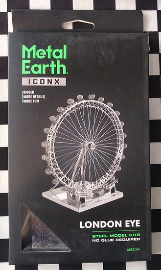 ICONX London eye להרכבה