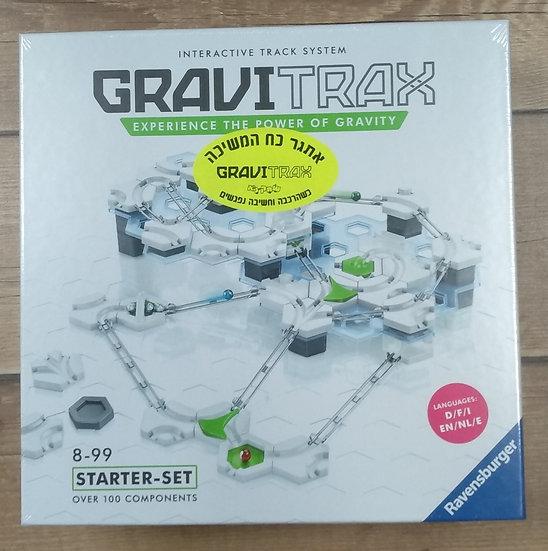 גרביטראקס - אתגר כח המשיכה Gravitrax Starter Set