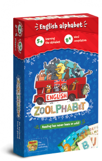 Zoolphabet   חיותיות אנגלית