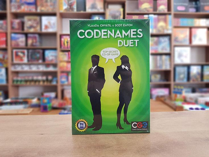Codenames Duet English