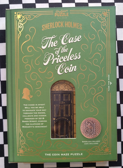 Sherlock Holmes - The Case of the Priceless Coin
