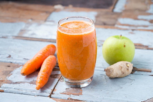 Carrot Ginger Juice