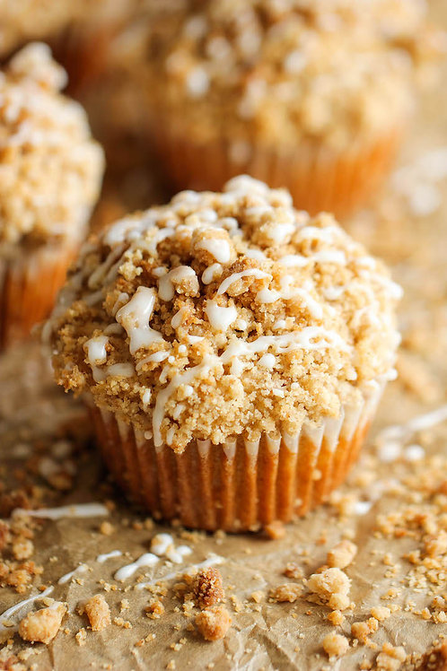 GF Streusel Muffin
