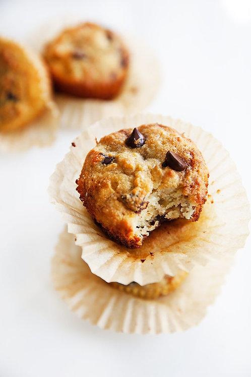 GF Chocolate Banana Muffin