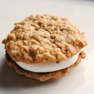 Oatmeal Cream Cookie