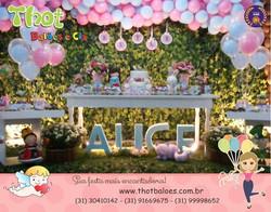 Facebook - Doces: Mirla Mirani Personalizados, montagem e Balões: THOT Balões Pe
