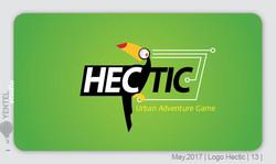 HackTic Logo Sketchs 13