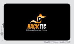 HackTic Logo Sketchs Fox 26 D&E2