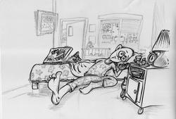 Sleeples Night MKR1 Yentel Sketch Screen Shot
