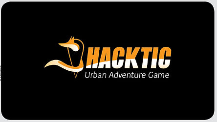 Chosen Logo Hacktic Yentel Design