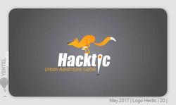 HackTic Logo Sketchs 20