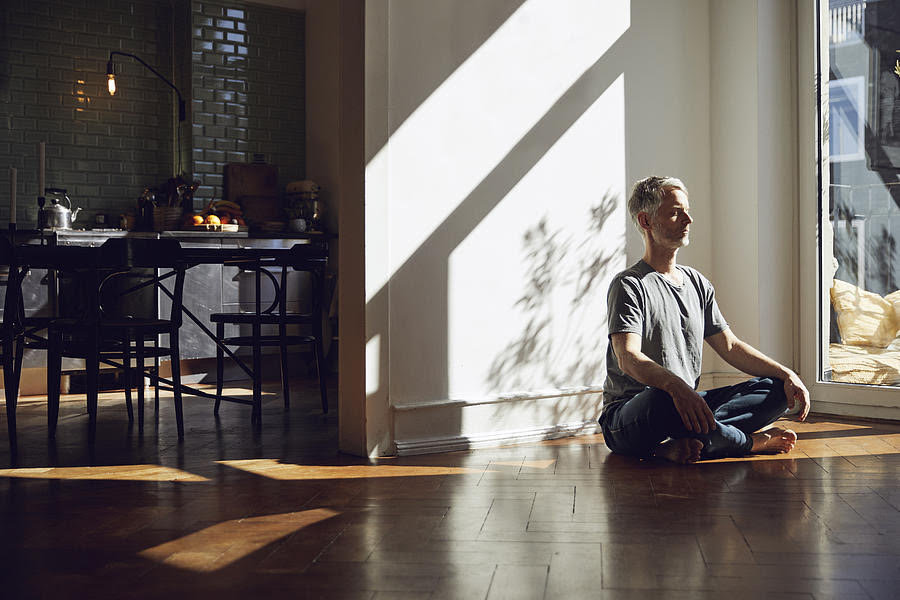 10 Day Course: Self-Sufficient Meditator