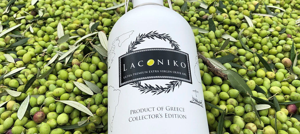 award winning bulk olive oil, high polyphenol