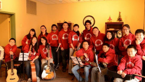 Bringing Music to Local Elderly Homes