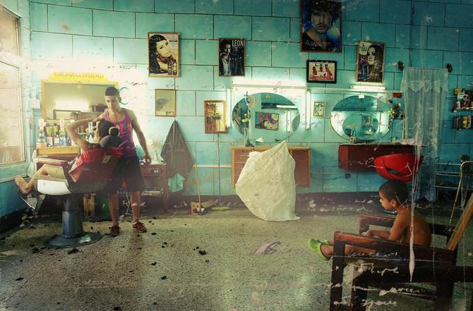 """""""Свежачок"""" с Кубы - отличный фото-репортаж, отличное настроение, вечная Гавана..."""