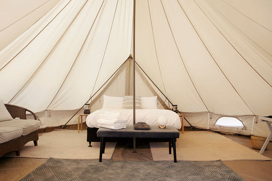 Rush 6m Bell Tent