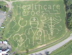 Our 2020 Corn Maze