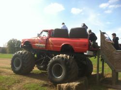 Ride the Monster Truck!
