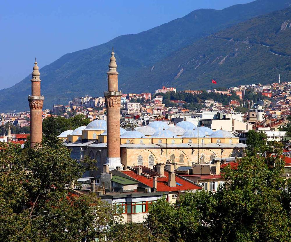 Bursa in Turkey