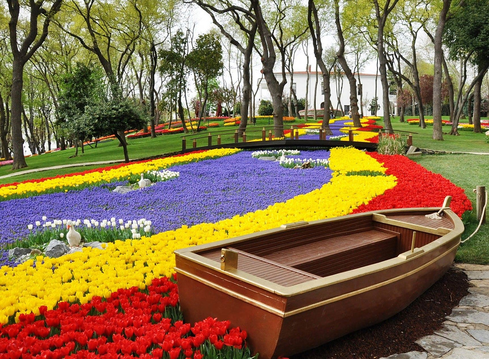 Gülhane Park in Istanbul