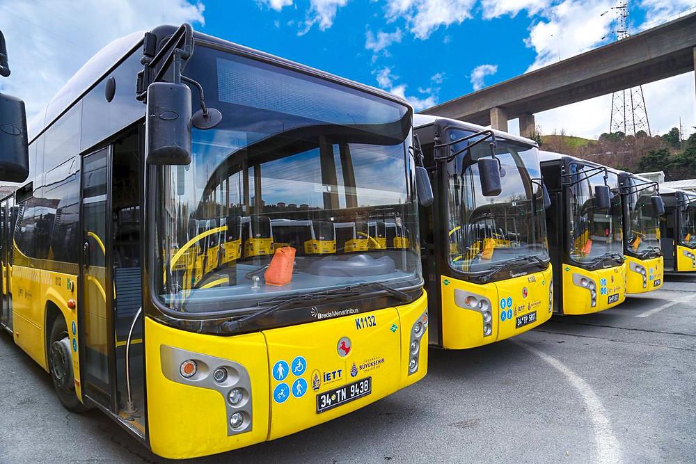 transportation in Istanbul