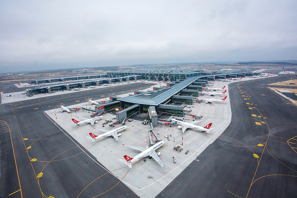 Istanbul's third airport