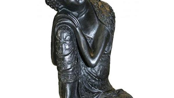*Resin Buddha 22cm - resting