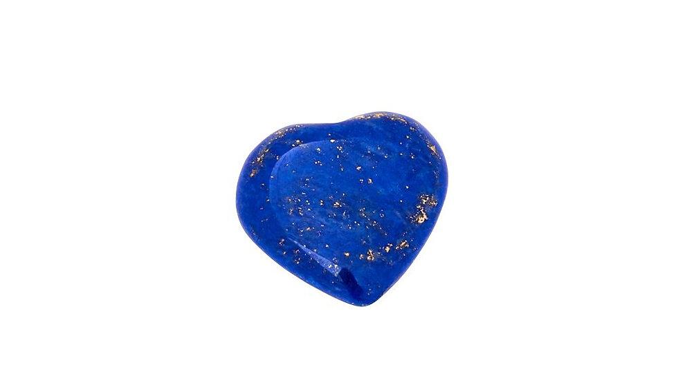 Lapis Lazuli Heart 15mm