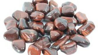 Red Tigers Eye South African Shape 20-30mm
