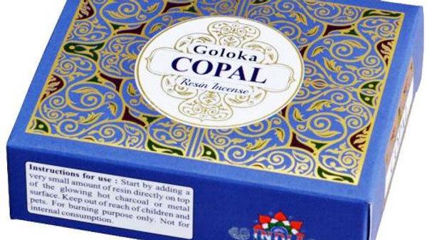 Goloka Copal Resin 50g