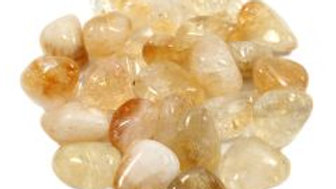 Citrine Heat Treated 20-30mm
