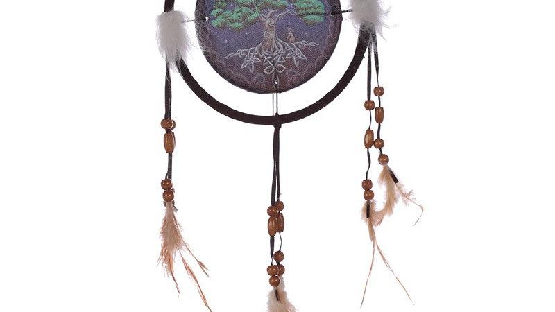 Decorative Tree of Life 16cm Dreamcatcher