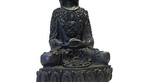 Resin Buddha Statue 13cm High