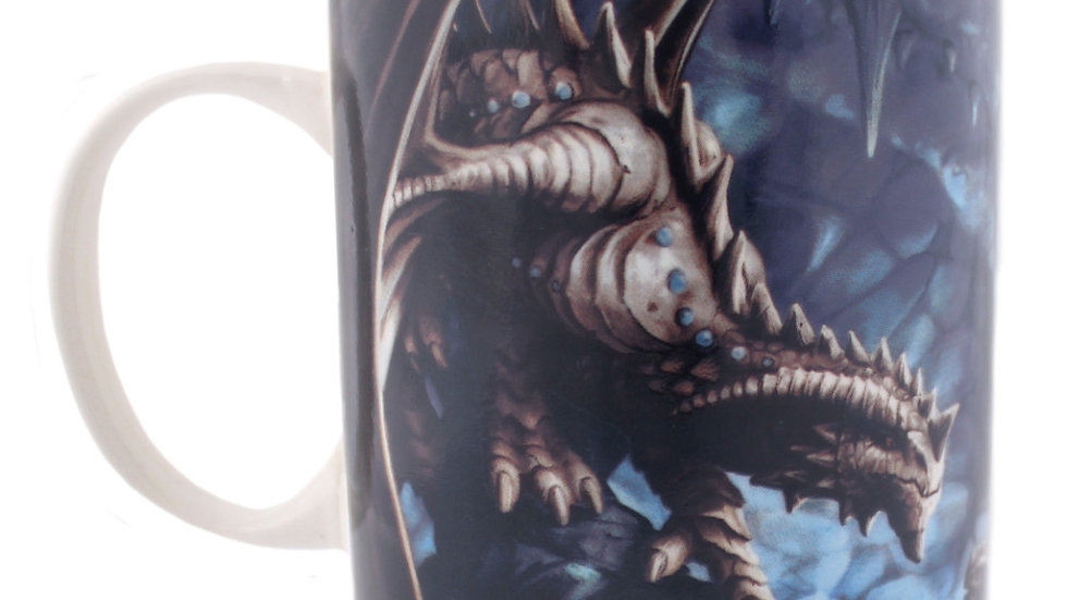 Rock Dragon Mug