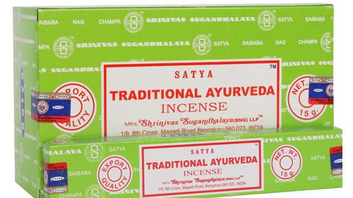 Traditional Ayurveda
