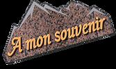 logo A mon souvenir