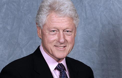 President Bill Clinton ©Scott Weiner
