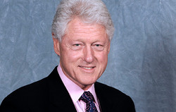 President Bill Clinton ©Scott Weiner