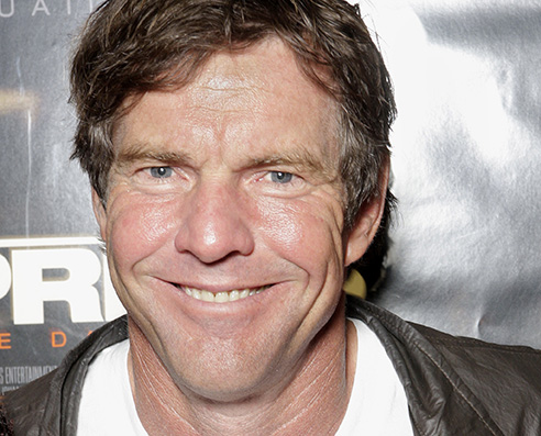 Dennis Quaid ©Scott Weiner