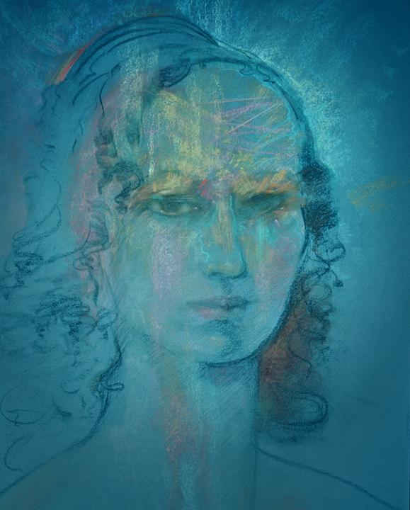 Portrait Marisol